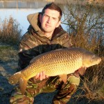 Gary Kuzmicz 14lb 6oz March 2011