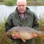 Bill Norton with a 19lb.12oz Leacroft