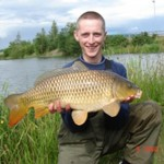D Burns Leacroft 14lb 3oz