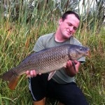 Gary Humphries 12lb-4oz Turf Common