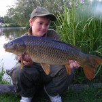 Jason Edmunds 15lb 6oz common from the Turf Pool