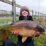 Matt Dixon 23lb 5oz May 2012