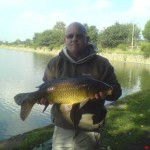 Stephen Bratt 10lb Carp from Calf heath