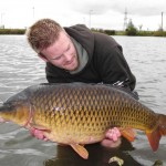 Tom Merchant 'The Big Common' 28lb 8oz Oct 2011 (15)