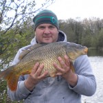 Glyn Jones first Turf Common