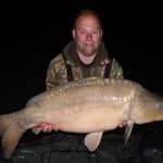 Phil Russell - 38lb 14oz - Graviers