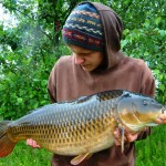 Jake Price 20lb 8oz leacroft July 2012