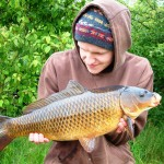 Jake Price 9lb leacroft July 2011