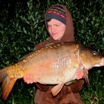 Jake Price with (Robs Fish) 20lb 10oz July 2012