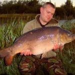 Mike Norton 21lb 8oz 'Cut Tail' Sept 2012