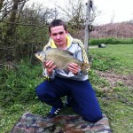 Zak Fullwood 4lb Turf Bream