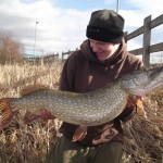 Jake Price 20lb plus Pike