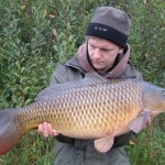 Jake Price 18lb 6oz Leacroft Oct 2012