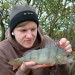 Jake Price 1lb 3oz Perch Oct 2012