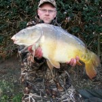 Lee 18lb-8oz-calfheath
