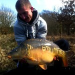 Adam Brown 22lb 5oz Turf Mirror April 2013.