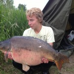 Daniel Connor 25lb Kingswood Mirror July 2013