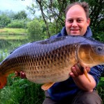 Phil Russell 22lb 10oz Leacroft June 2013