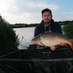 Tom with Kingswood Mirror