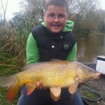 Aaron Edwards 13lb 6oz Turf Common Dec 2014
