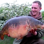 28lb 4oz Dave Burns Leacroft May 2014