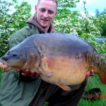 28lb 4oz Dave Burns Leacroft May 2014 3
