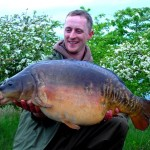 28lb 4oz Dave Burns Leacroft May 2014 4