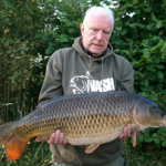 Bill Norton 22lb 8oz Leacroft July 2014