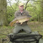 Pete Southwell 20lb 2oz Calfheath Common July 2014