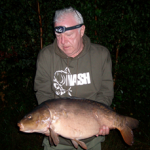Bill Norton 17lb 4oz Leacroft Aug 2014