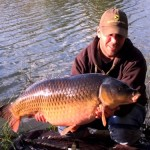 Steve Hall  31lb 2oz Leacroft Common Oct 2014 4
