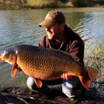 Steve Hall  31lb 2oz Leacroft Common Oct 2014 6