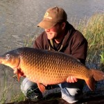 Steve Hall  31lb 2oz Leacroft Common Oct 2014 8