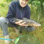 Brian Tolfree 4lb Kingswood Tench Aug 2015