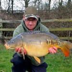 Dave Powell 19lb 4oz Calfheath Mirror 2016