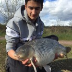 18lb 'the grey' Jay Oliver Kingswood May 2016
