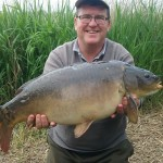 Bob Brown 18lb 10oz Kingswood June 2016