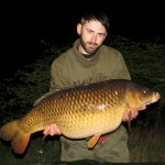 The Big Common 33lb 8oz John Startin March 2017 (1)