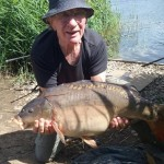 John Clarke 20lb 1oz Kingswood Mirror June 2017