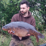 Steve 22lb 15oz Leacroft July 2017