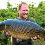29lb 8oz 'baby common' Leacroft July 2017 - Carl Burgess
